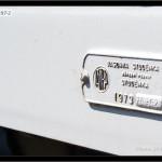 Bt 283, 50 54 21-19 197-2, DKV Olomouc, 16.07.2011, Olomouc Hl.n., výrobní štítek