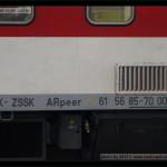 ARpeer, 61 56 85-70 001-0, označení, Praha hl.n., 29.11.2012