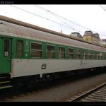 Bp 282, 50 54 21-08 442-5, DKV Čes. Třebová, 11.04.2012, Praha Hl.n., pohled na vůz