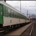 Bp 282, 50 54 21-08 457-3, DKV Plzeň, R 660 Brno-Plzeň, 15.01.2011, pohled na vůz