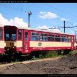 BDtax 782, 50 54 93-29 022-3 (ex 012 184), DKV Plzeň, Č. Budějovice, 16.06.2012, pohled na vůz