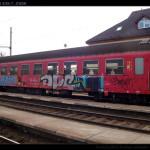 Bdt, 50 56 21-08 435-7, ZSSK, pohled na vůz, Horní Lideč, Os 3271, 27.3.2012