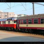 Bdtn 756, 50 54 21-29 323-2, DKV Praha, 12.11.2011, část vozu