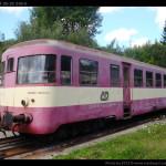 Btx 761, 50 54 29-29 339-0, DKV Olomuoc, ex.020 027-9, Železniční společnost Tanvald, depo Tanvald, 14.08.2012 , pohled na vůz