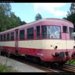 Btx 761, 50 54 29-29 339-0, DKV Olomuoc, ex.020 027-9, Železniční společnost Tanvald, depo Tanvald, 14.08.2012 , pohled na vůz I