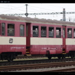 Btx 761, 50 54 29-29 341-6, DKV Olomouc, 21.04.2012