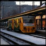 914 025-2, Čes. Třebová, 18.01.2012, pohled na vůz