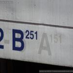 B 251, 50 54 29-42 028-2, Praha hl.n., 26.8.2016