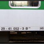 B 255, 50 54 29-41 052-3, DKV Praha, 28.03.2011, Brno Hl.n., nápisy na voze