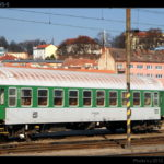 B 255, 50 54 29-41 055-6, DKV Plzeň, Brno Hl.n., 05.03.2012, pohled na vůz