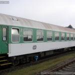 B 255, 50 54 29-41 066-3, pův. DKV Plzeň, deponovaný-na zrušení, Pardubice hl.n., 06.03.2015