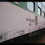 Bd 264, 50 54 29-41 402-0, DKV Brno, 23.01.2012, nápisy na voze