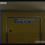 Bd 264, 50 54 29-41 462-4, DKV Brno, 06.09.2011, nápisy ve voze - chybný index