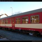 Btn 753, 50 54 29-29 022-2, DKV Olomouc, 27.12.2012, Jeseník, pohled na vůz